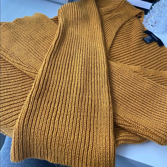 Slightly Cropped Sweater